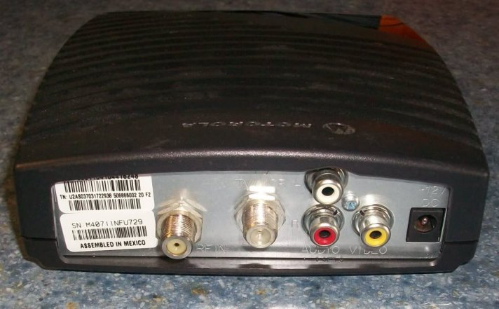 Comcast Cable Box Not Working