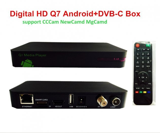 UK/NL receiver hd digital