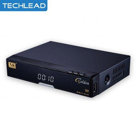 Digital satellite receiver TV