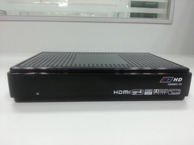 Cable digital set-top box