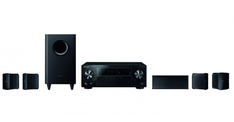 Pioneer 100W 5.1 Home Theatre