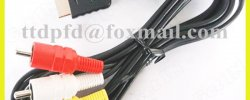 Digital audio Video Cables