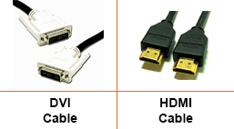 dvi and hdmi cables