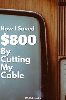 How I saved $800+ by cutting our cable service and didn't miss a single show.