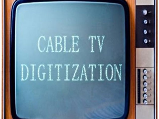 Digital cable ready TVS