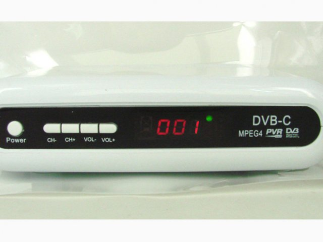 Digital cable Tv Set Top box