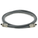 Monoprice Premium 6FT Optical Toslink Cable with Metal Fancy Connector