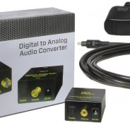 Digital audio out Cables