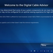 Digital cable Advisor