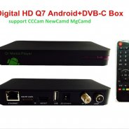 Digital cable receiver box