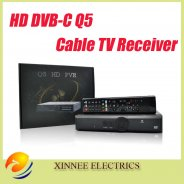 Digital Set Top box for cable TV