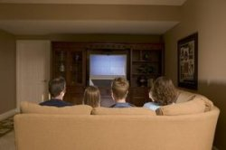 Watch cable TV in exciting surround sound with Panasonic home theaters.